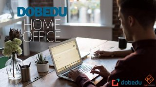 DOBEDU home office